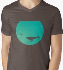 Ocean Bowl Men's V-Neck T-Shirt