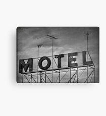 Motel # 1 Metal Print