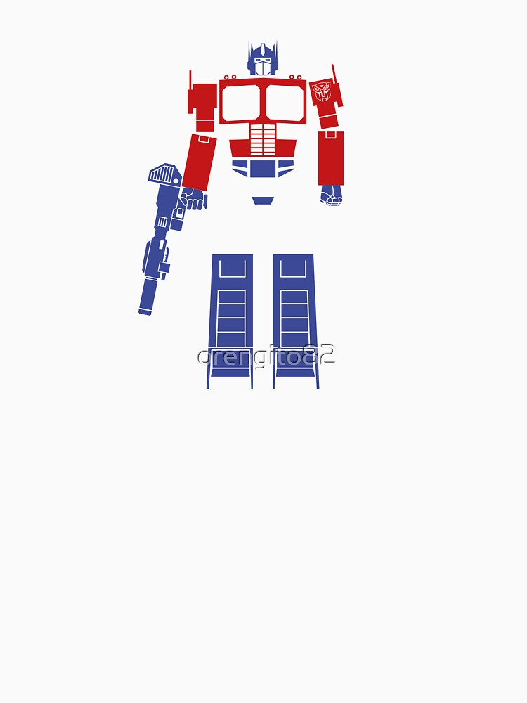 Optimus Truck by orengito82