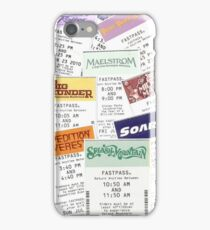 Fastpass iPhone case featuring Maelstrom iPhone Case/Skin
