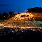 Steel Wool 5 by Douglas Gaston IV