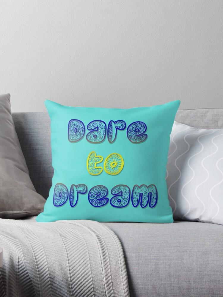 Dare to dream by ClaireDuCraine