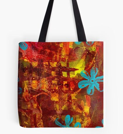 JOY Glows Even When it's Dark Outside Tote Bag
