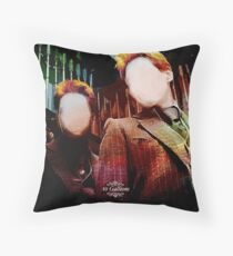 ♕ Weasley ♕ Throw Pillow