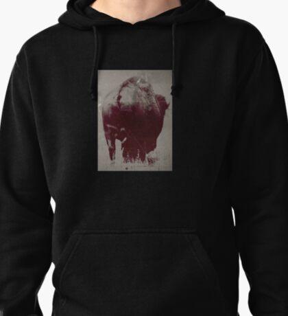bison butt tee/hoodie T-Shirt