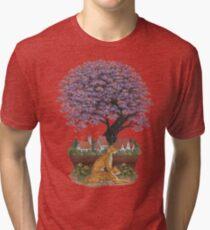 Bonsai Village Tri-blend T-Shirt