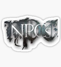NPCs Logo Sticker