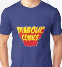 DIABOLIC COMICS Unisex T-Shirt