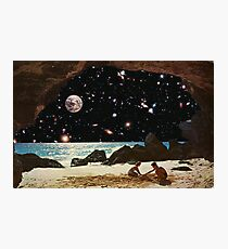 it's always sunny in space Photographic Print
