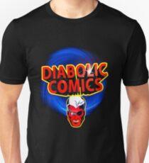 DIABOLIC COMICS mascot Unisex T-Shirt