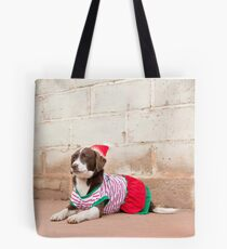 Bindy... Dressed Up For Xmas..... Tote Bag