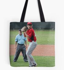 The Pitcher Tote Bag