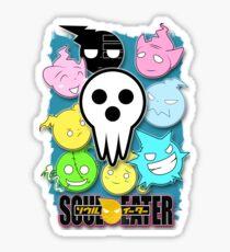 Soul Eater Sticker