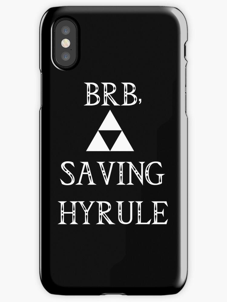 BRB- SAVING HYRULE by Karoline Bækkevold Bakke