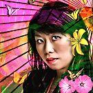 Oriental Rainbow by Brian Tarr