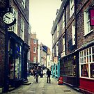 York Shambles by JenaHall