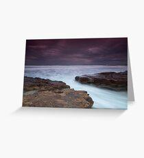 Earth and Sea Greeting Card