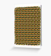 Reggae 0.5 Greeting Card