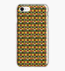 Reggae 0.5 iPhone Case/Skin