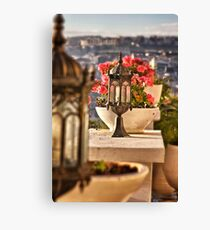 A Touch of Class Canvas Print