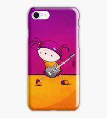 Rockstar Girl iPhone Case/Skin