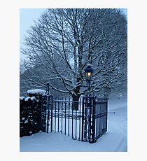 Narnia? Photographic Print