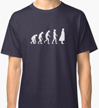 Sherlock - Evolution Classic T-Shirt