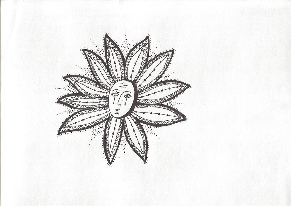 flowerhead by allanestulova