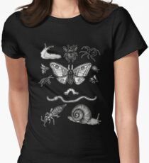 Creepy Crawlies Womens Fitted T-Shirt