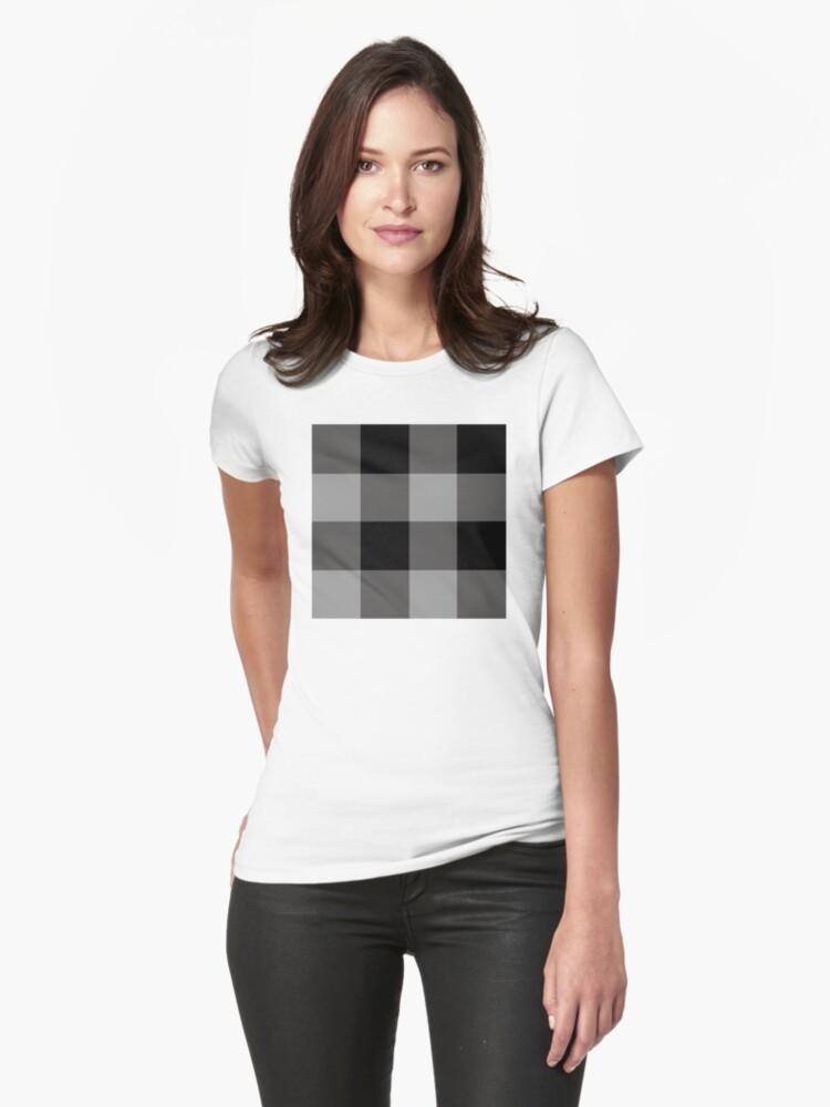 Dan's Sheets Womens T-Shirt Front