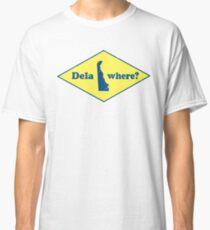 Delawhere? Vintage Delaware Classic T-Shirt