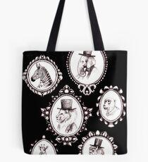 Animaux Cameo Tote Bag