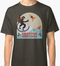 Krampus Grüße III Classic T-Shirt