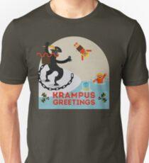 Krampus Greetings III T-Shirt