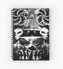 Conspiracy  Spiral Notebook