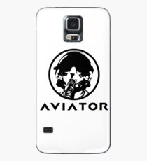 Aviator Fighter Pilot Case/Skin for Samsung Galaxy
