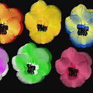Summer Flowers II by sulaartist