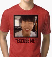 Jimin Entschuldige mich mit Worten Vintage T-Shirt