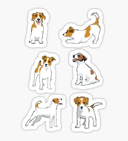 Six of the best Sticker
