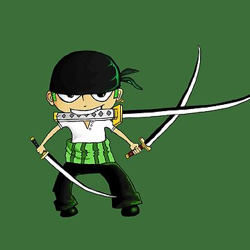 Zoro Is Awesome by Kiipleny