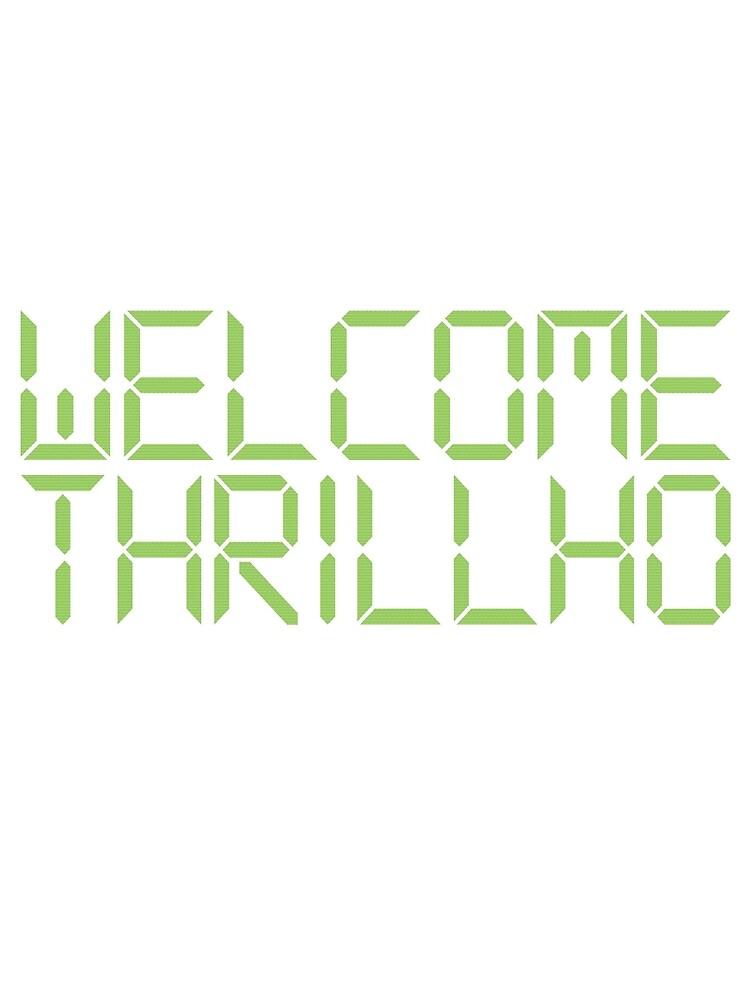 Thrillhouse by Matt McGrath