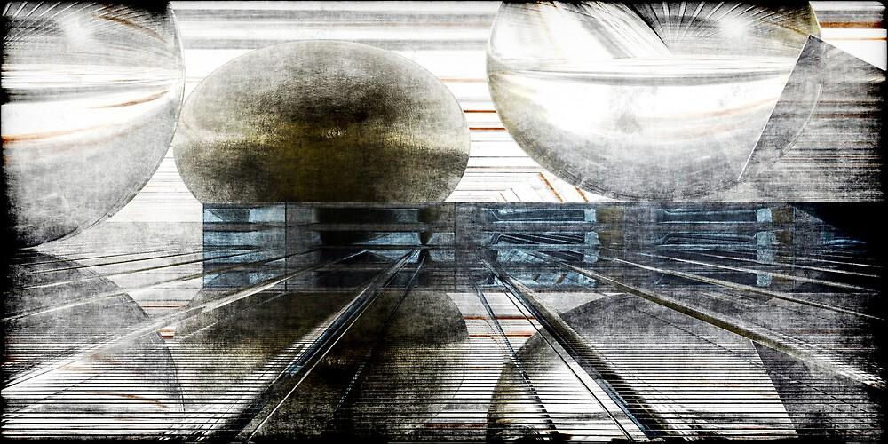 Momentum Grunged by Benedikt Amrhein