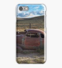 1937 Chevy in Bodie iPhone Case/Skin