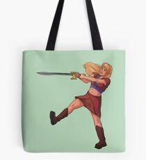Xena: Swordmaster Gabrielle Tote Bag