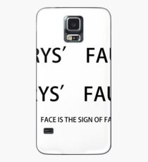 PARKS AND REC, JERRY'S FAULT! Case/Skin for Samsung Galaxy