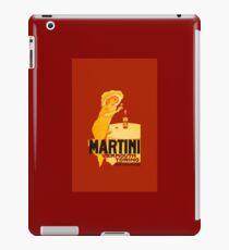 Martini Rosso Vermouth iPad Case/Skin