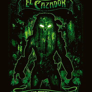 El Cazador by DeardenDesign