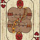 El Rey De Corazones by Placeholder Tees