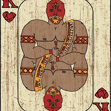 El Rey De Corazones by BartonKeyes