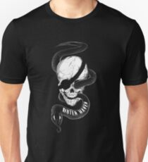 Outer Haven (text) Unisex T-Shirt